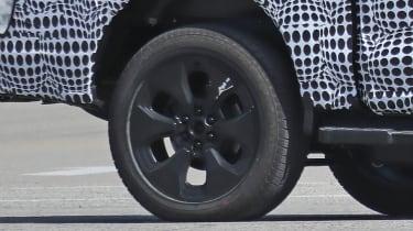 Ford F-150 Electric Pickup - Wheels