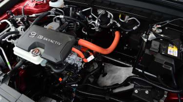 Mazda MX-30 GT Sport Tech - motor