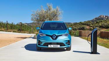2019 - Essais presse Nouvelle Renault ZOE en Sardaigne