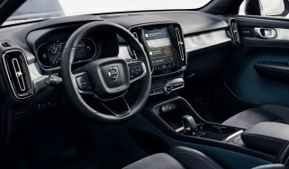 Volvo leather-free interior