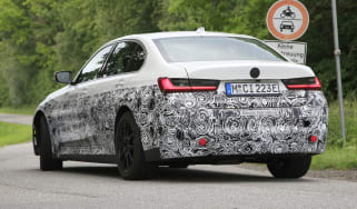BMW 3 Series electric