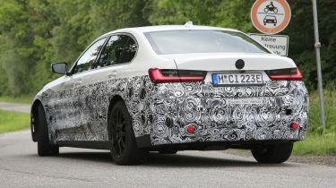 BMW 3 Series electric