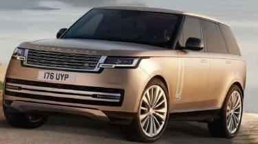 Range Rover leaked image