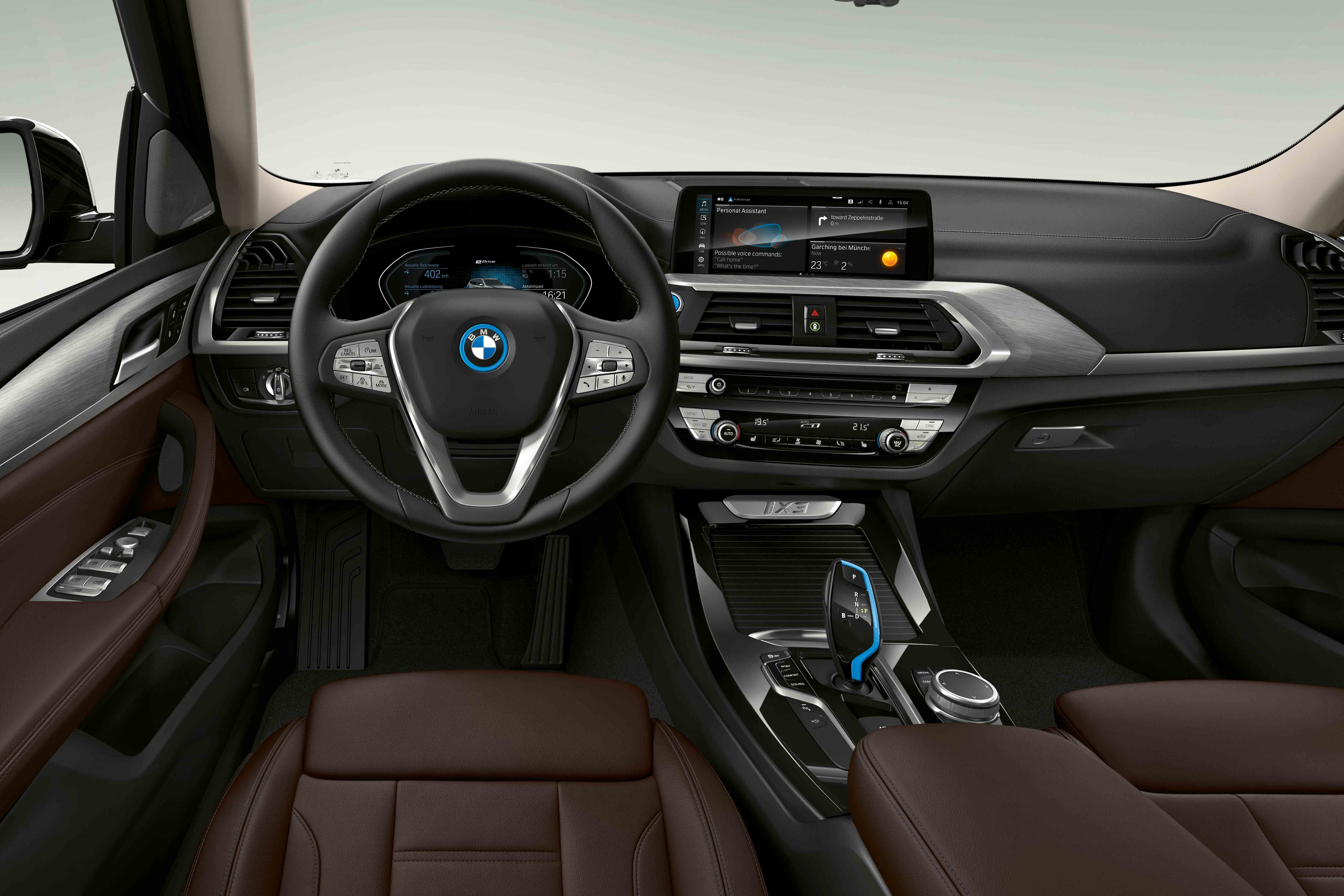 New Bmw Ix3 Specs Prices And On Sale Date Drivingelectric