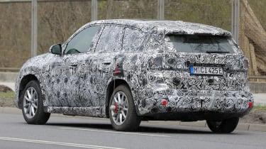 BMW iX1 Spy Shot