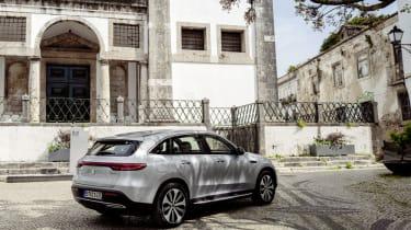 Mercedes EQC 2019 pictures