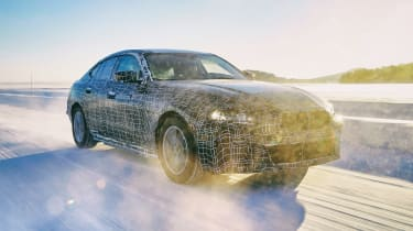 BMW i4 Concept