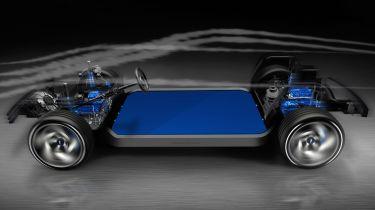 Pininfarina Pura Vision concept platform