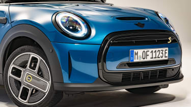 MINI Electric 2021 facelift