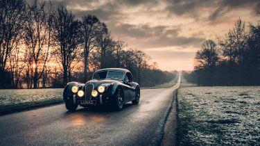 Electric Jaguar XK120