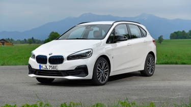 BMW 225xe hybrid