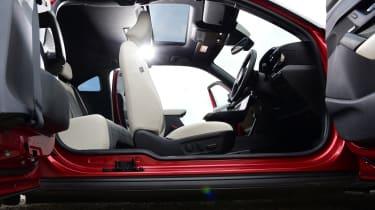 Mazda MX-30 GT Sport Tech doors