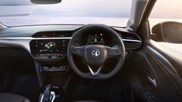 New Vauxhall Corsa-e official 2019 interior
