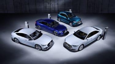 Audi TFSI e PHEVs