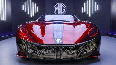 MG Cyberster - Exterior