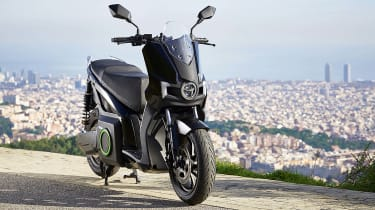 Silence e-scooters