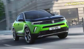 2020 Vauxhall Mokka-e