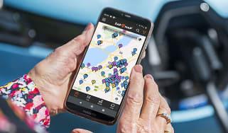Zap-Map mobile app