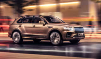 Bentley Bentayga Hybrid 2021MY