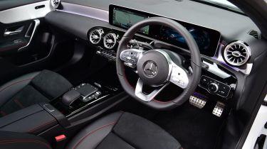 Mercedes A-Class hybrid