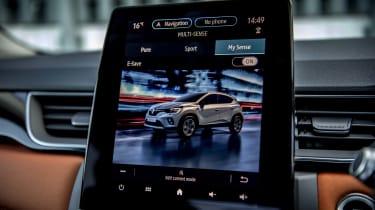 Renault Captur E-TECH plug-in hybrid