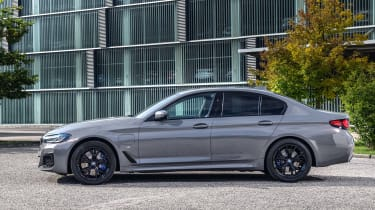 BMW 545e