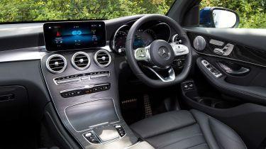 Mercedes GLC hybrid