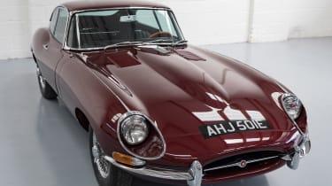 Electrogenic Jaguar E-Type Series 1 Coupe