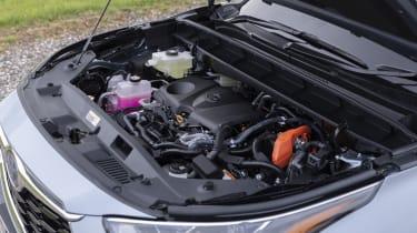 2021 Toyota Highlander Hybrid - Engine Bay