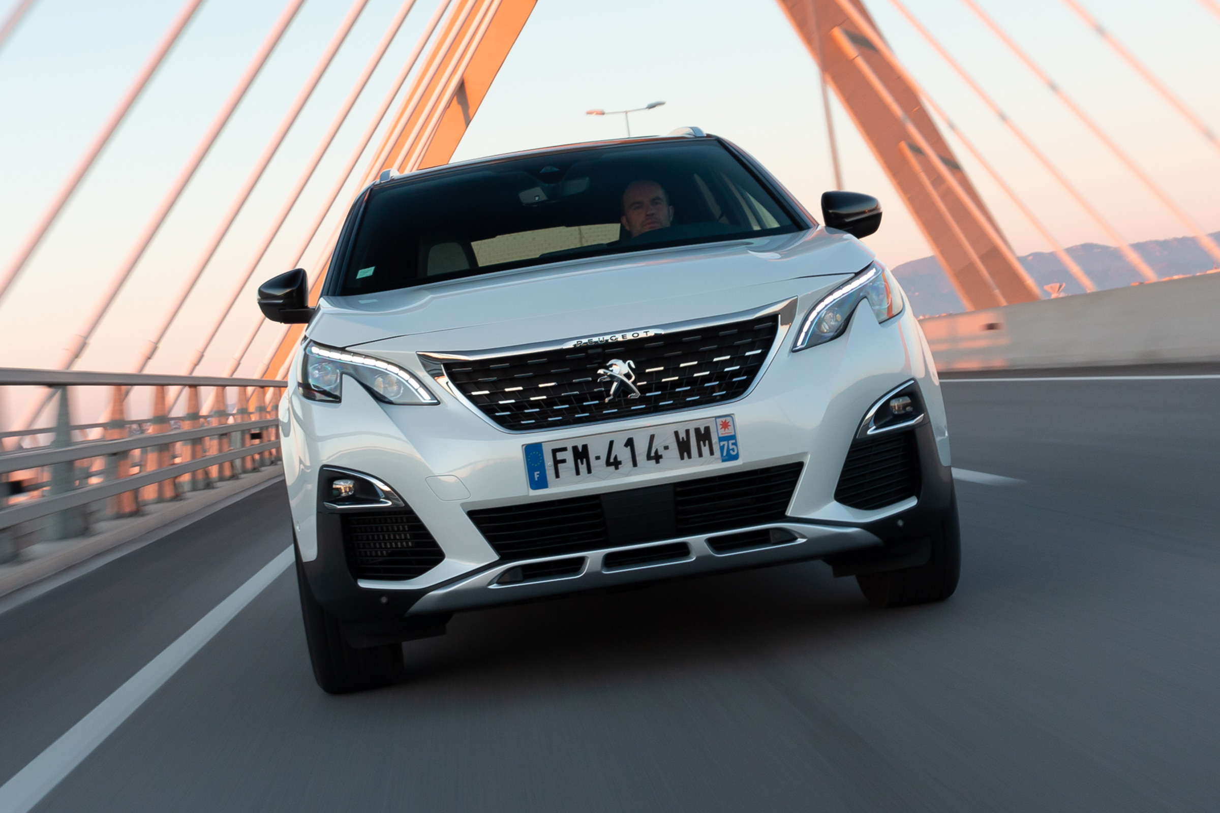 Peugeot 3008 Hybrid Review Drivingelectric