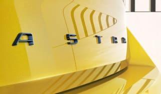 New Vauxhall Astra teaser