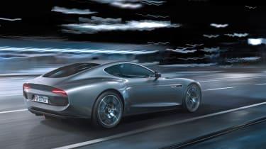 Piech Mark Zero electric sports car concept official pictures