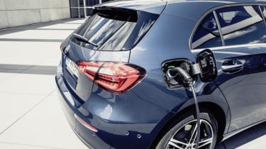 Mercedes-Benz A-Klasse Plug-in-Hybrid Mercedes-Benz A-Class Plug-in-Hybrid