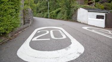 UK speed limits