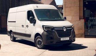 Renault Master Z.E. electric van
