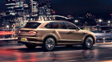Bentley Bentayga Hybrid 2021MY