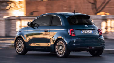 New Fiat 500 electric