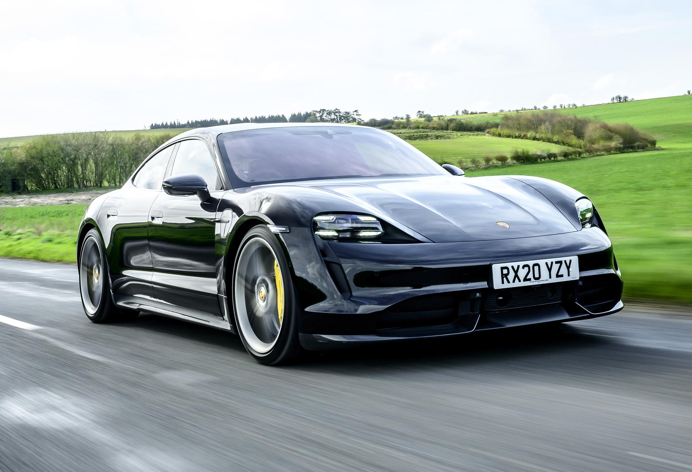 Porsche Taycan Review Drivingelectric