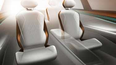 Volkswagen ID. Space Vizzion seats