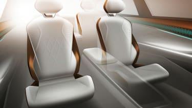 Volkswagen ID. Space Vizzion seats