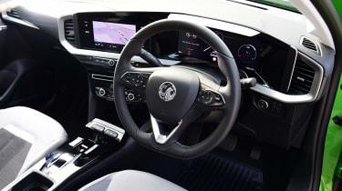 Vauxhall Mokka-e interior