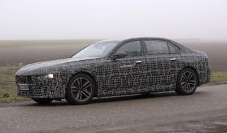 BMW 7 Series electric