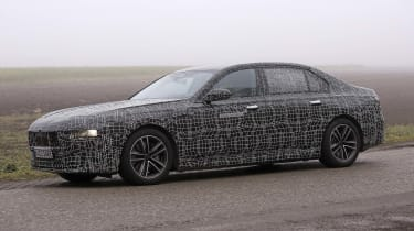 BMW 7 Series electric