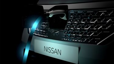 New Nissan electric LCV teaser