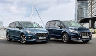 Ford S-MAX and Galaxy