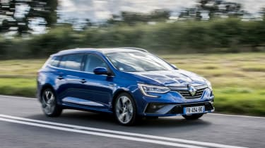 Renault Megane hybrid