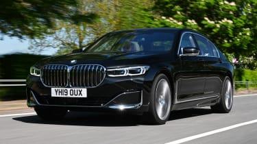 BMW 7 Series hybrid