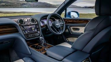 Bentley Bentayga Hybrid (2019-2020)