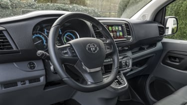 2021 Toyota Proace Electric - Interior