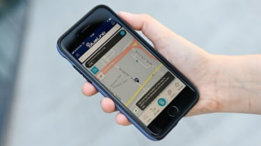 Hyundai BlueLink app and infotainment system pictures